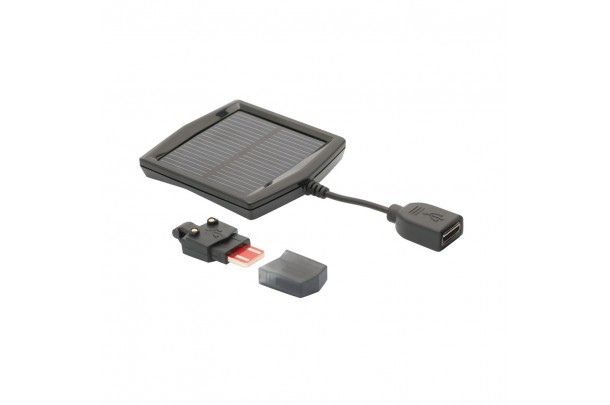 Flea Solar &amp; USB Charger Kit