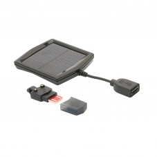 Flea Solar & USB Charger Kit